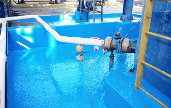 rivestimento anticorrosivo vasca