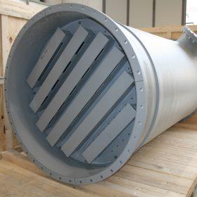 La divisione CMA di VED da anni è attiva nel settore delle apparecchiature industriali in materiali compositi e termoplastici